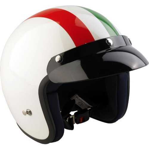 Viper RS-04 Italy Flag Motorcycle Helmet