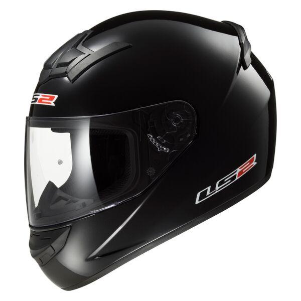 LS2 FF352 Rookie Gloss Black