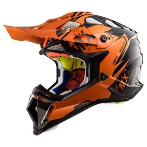 LS2 MX470 Subverter Emperor Orange
