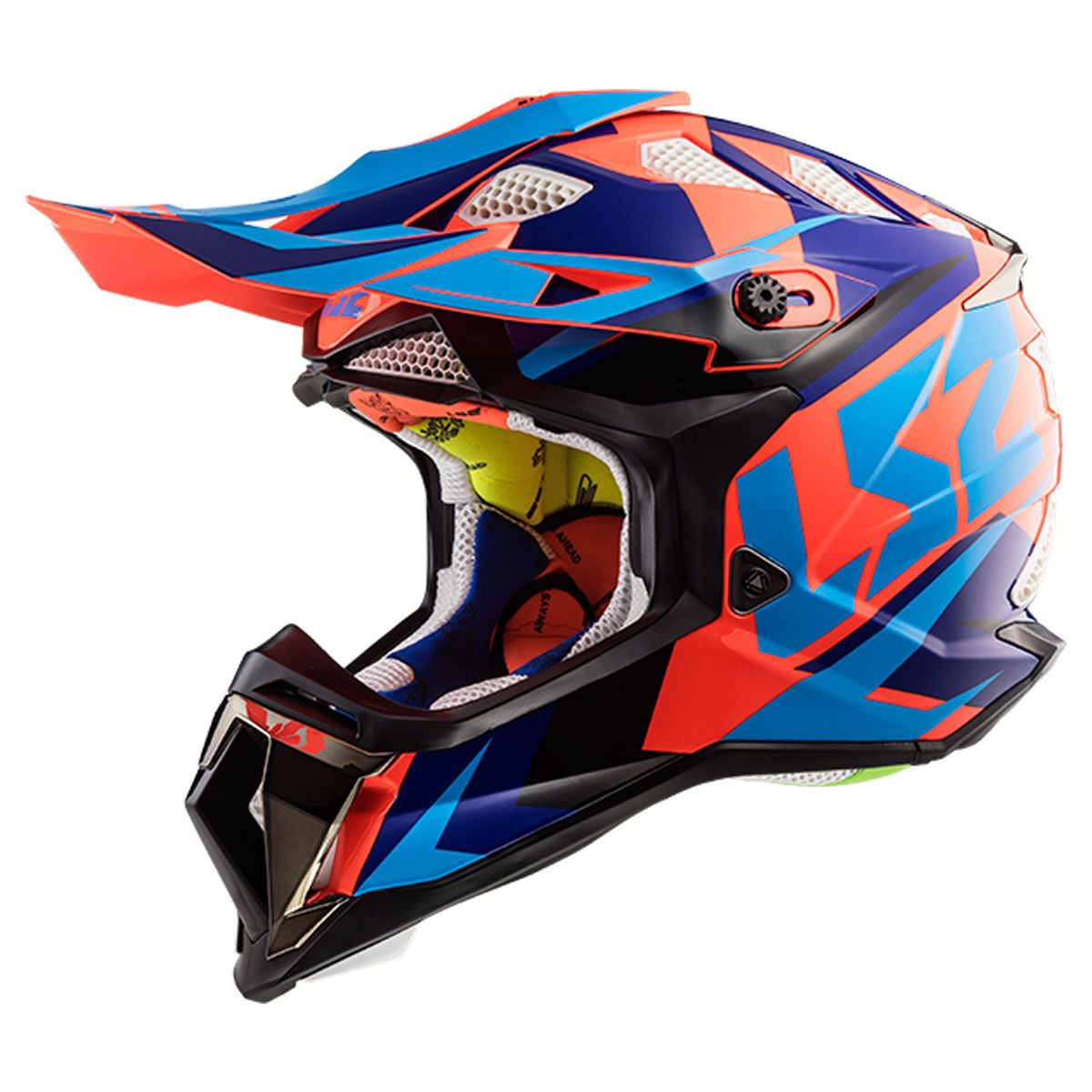 LS2 MX470 Subverter Nimble Blue Orange