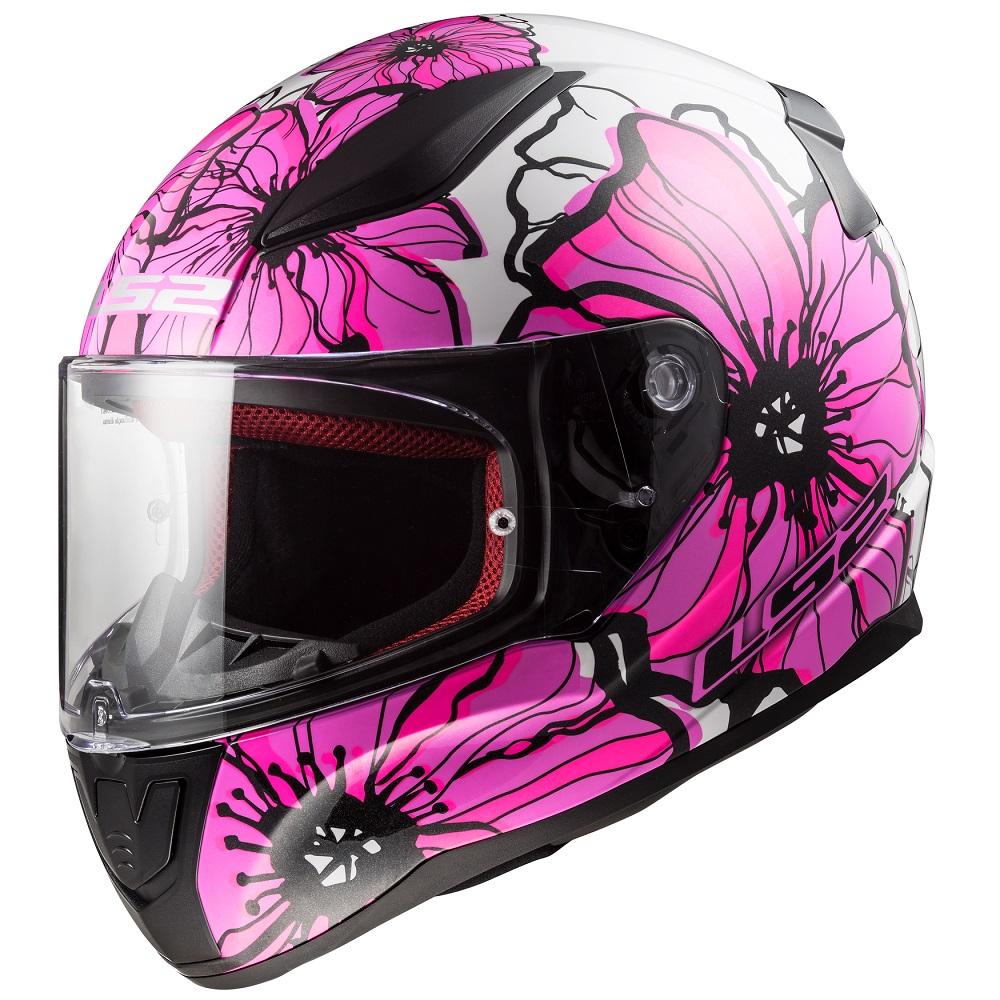 LS2 FF353 Rapid Poppies Dark Pink