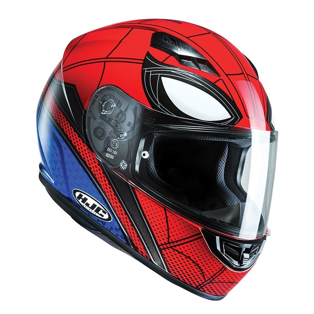 HJC CS-15 Spiderman