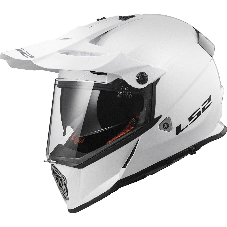 LS2 MX436 WHITE