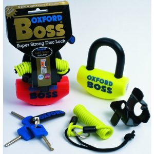 OF39 Oxford Boss Disc Lock