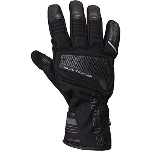 Richa-Cave-Winter-Thermal-Waterproof-Motorbike-Motorcycle-Gloves-Black-B010TJCBE4