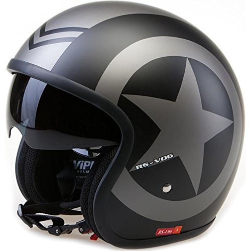 Viper RS-V06 Matt Black Star